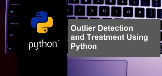 Outlier Detection and Treatment Using Python