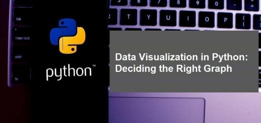Data Visualization in Python Deciding the Right Graph