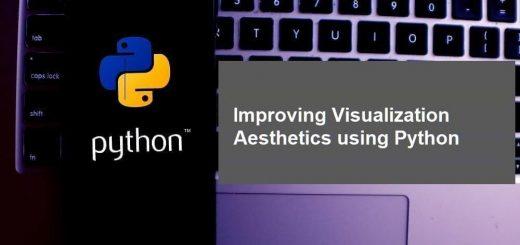 Improving Visualization Aesthetics using Python